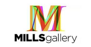 Mills Gallery Logo
